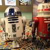 R2-D2 and R5-D4