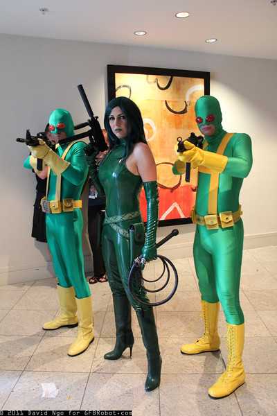 HYDRA Agents and Viper