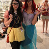 Hipster Snow White and Hipster Ariel