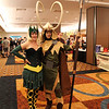 Enchantress and Loki