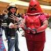 Wolverine and Juggernaut