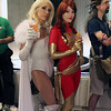 Emma Frost and Dark Phoenix