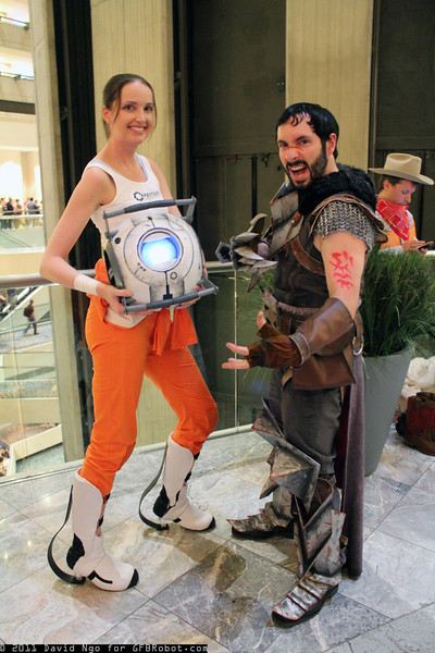 Chell and Hawke