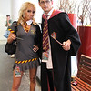 Hermione Granger and Harry Potter