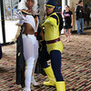 Storm and Cyclops