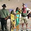 Indiana Jones, Bride, Phoenix, and Quailman