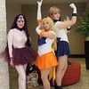 Catzi, Sailor Venus, and Sailor Uranus
