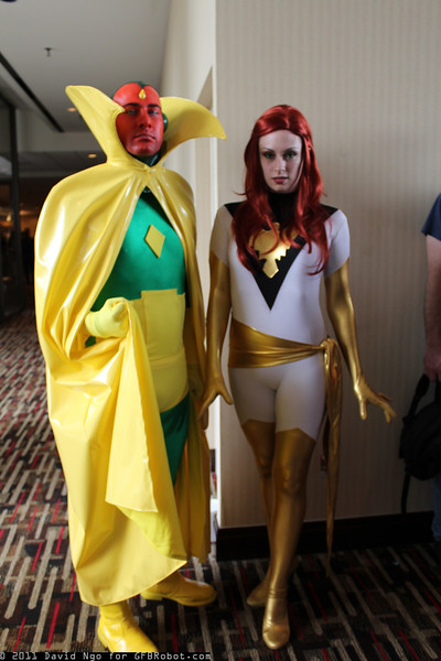 Vision and Phoenix
