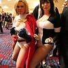 Power Girl and Terra