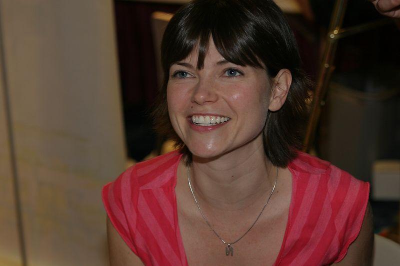 "Nicole deBoer stars as ""Sarah Bannerman,"" in The Dead Zone and ""Ensign/Lieutenant Ezri Dax"" on Star Trek: Deep Space Nine."