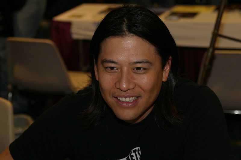 Garrett Wang; Ops/Communication Officer Harry Kim on Star Trek: Voyager