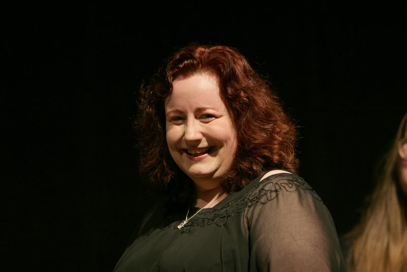 Eva Hopkins at the Dawn Contest at DragonCon
