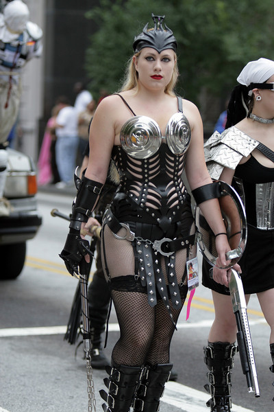 Road Warriors in the DragonCon Parade