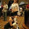 Bad Kitty. Hallway costumes