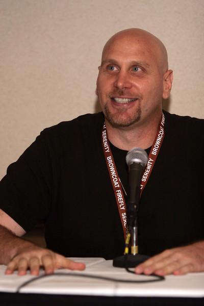 Ken Feinberg, the Chaos Demon from Buffy the Vampire Slayer