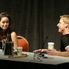 Summer Glau and Alan Tudyk discussing the Firefly TV Series and the film Serenity