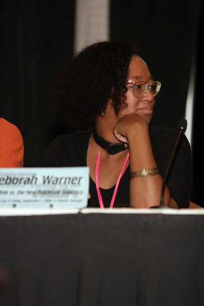 Deborah Warner is a writer and filmmaker who works in Los Angeles