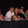 James Callis, Aaron Douglas, Kate Vernon Battlestar Galactica