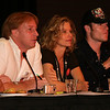 Kevin R. Grazier, Kate Vernon plays Ellen Tigh on Battlestar Galactica