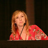 Kari Byron is a member of the Mythbuster build team