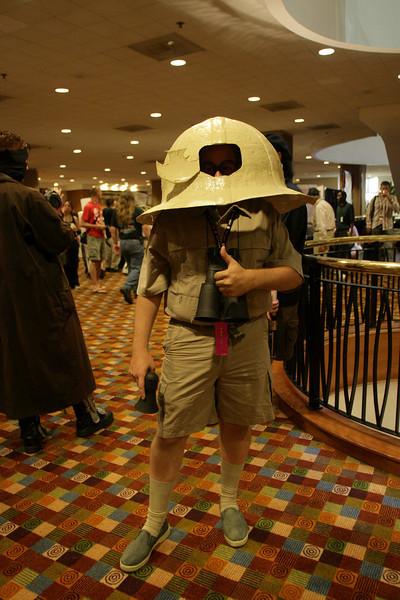 Hallway costumes
