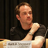 Mark A. Sheppard, Romo Lampkin of Battlestar Galactica and Badger of Firefly at the Star Trek vs. Battlestar Galactica Panel during DragonCon 2007