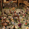 Miniature's for sale in the Dealer's Room at DragonCon 2007