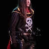 Captain Harlock from Galaxy Express 999 participant in the 2008 DragonCon Costume Contest.