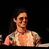 Torri Higginson plays Dr. Elizabeth Weir on Stargate: Atlantis.