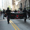 The Wolf Pack participanting in the 2008 DragonCon Parade down Peachtree Street.