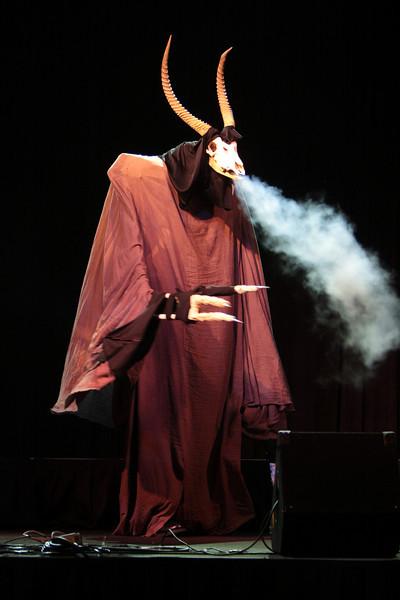 Participant in the 2008 DragonCon Costume Contest.