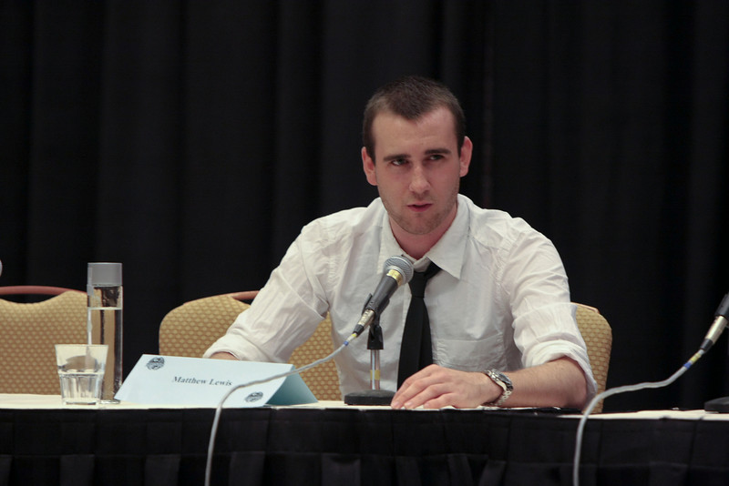 Matthew Lewis portrays   Neville Longbottom of the Harry Potter movies