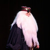Professor Dumbledore of Harry Potter participant in the 2008 DragonCon Costume Contest.