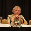 "Suzy McKee Charnas author of Vampire fiction at the ""Night Bites"" panel."