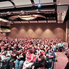 The audience for the Nathan Fillion and Alan Tudyk of Firefly and Serenity Q&A