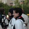 Star Wars Storm Trooper participant in the 2008 DragonCon Parade down Peachtree Street.