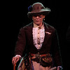 Steampunk participant in the 2008 DragonCon Costume Contest.