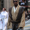 Star Wars participant in the 2008 DragonCon Parade down Peachtree Street.
