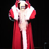 Terry Pratchett's Hogfather participant in the 2008 DragonCon Costume Contest.