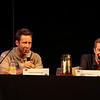 James Marsters is Milton Fine and Michael Rosenbaum plays Lex Luthor on Smallville