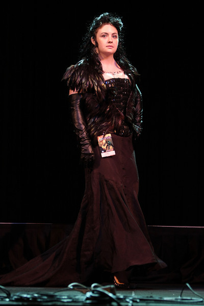 Participant in the 2008 DragonCon Costume Contest.
