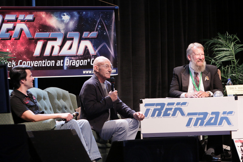 The TrekTrak Show at DragonCon 2009