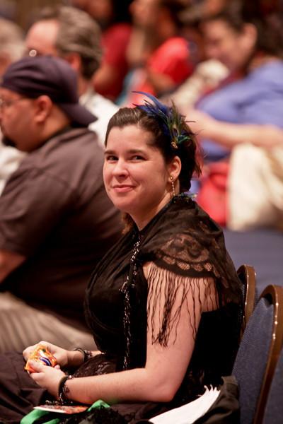 Bobbie Jo at DragonCon 2009