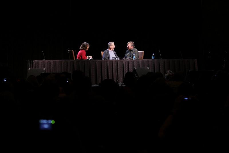 Leonard Nimoy - Beyond Spock with William Shatner at DragonCon 2009
