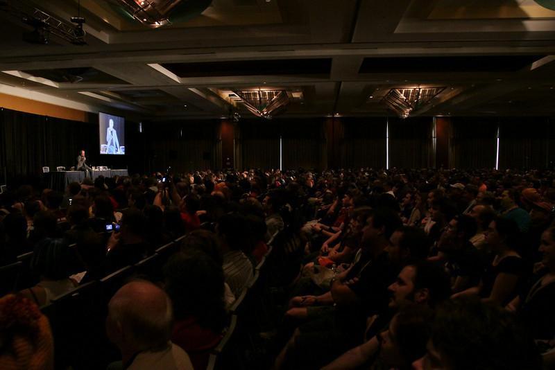 Adam Savage Speaking at DragonCon 2009