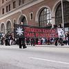 The 8th Annual DragonCon Parade down Peachtree Street in Atlanta Georgia