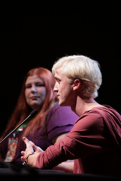 An Hour With Draco Malfoy at DragonCon 2009