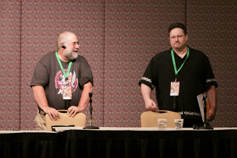 Closing Ceremonies at DragonCon 2009