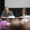 Dirk Benedict and Dwight Schultz of the A-Team at DragonCon 2009