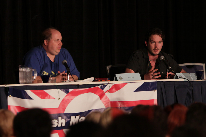 Torchwood: An Hour with Ianto at DragonCon 2009